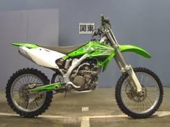 Kawasaki KX 250F. 250 куб. см., исправен, птс, без пробега