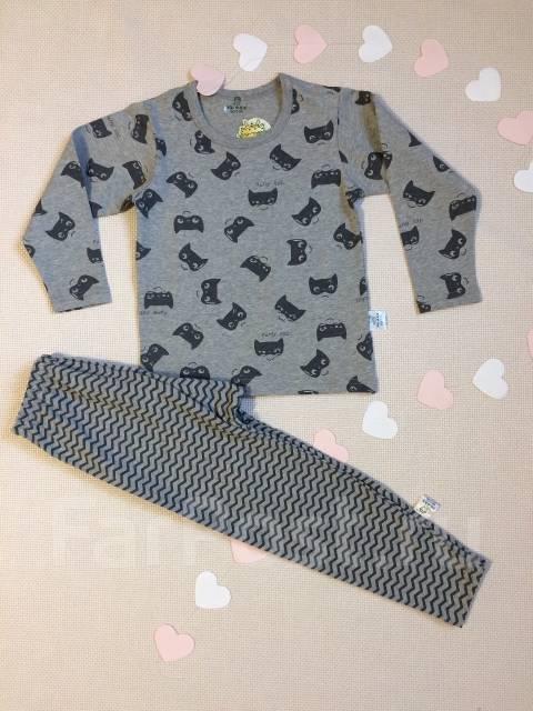 Пижамы. Рост: 98-104, 104-110, 116-122, 122-128 см