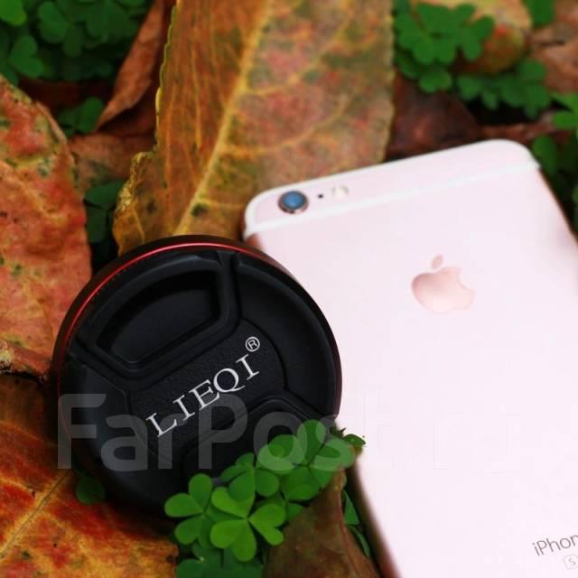 Объектив для телефона iPhone, Xiaomi, Samsung