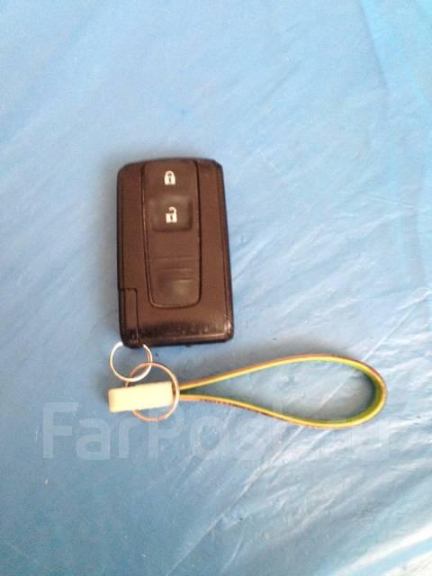 Ключ зажигания. Toyota bB, QNC21