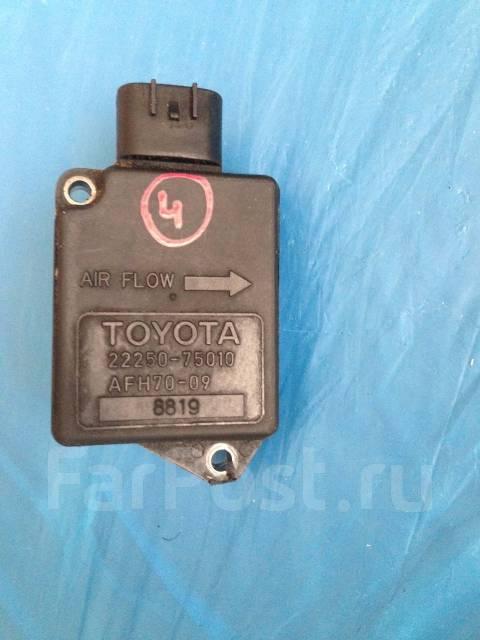 Датчик расхода воздуха. Toyota: Toyoace, Hilux Surf, Granvia, T100, 4Runner, Hiace, Grand Hiace, Regius, Land Cruiser Prado, Dyna, Tacoma Двигатели: 3...
