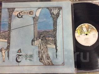 PROG! Генезис / Genesis - Trespass - 1970 DE LP