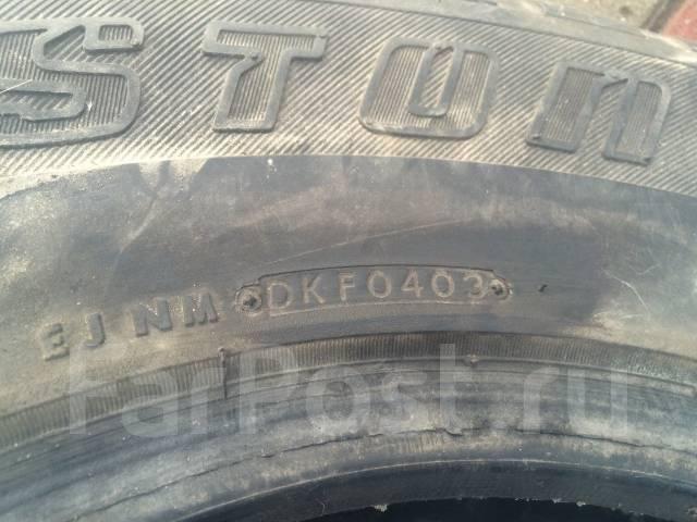 Bridgestone Dueler A/T. Летние, 2003 год, износ: 40%, 1 шт