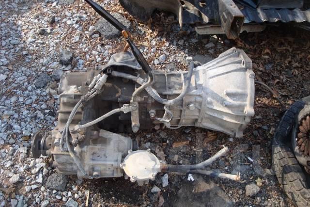 Коробка переключения передач. Toyota Land Cruiser Prado, LJ71G, LJ71, LJ78 Двигатель 2LTE