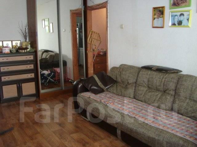 2-комнатная, улица Академика Курчатова 10. Бриз, частное лицо, 47 кв.м.