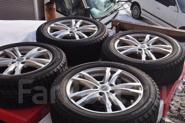 Bridgestone FEID. 7.0x17, 5x114.30, ET38