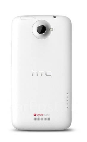 HTC One X. Новый