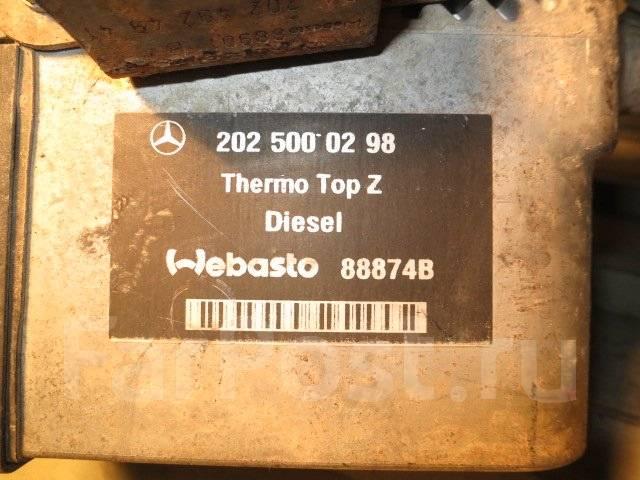 Печка. TOP Mercedes-Benz