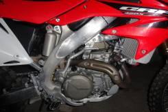 Honda CRF 450X. 450 куб. см., исправен, птс, с пробегом