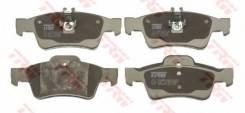 Колодки задние MERCEDES W211, W212, W220, W221 GDB1546