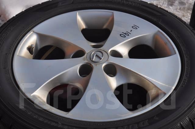Lexus. 7.0x17, 5x114.30, ET45