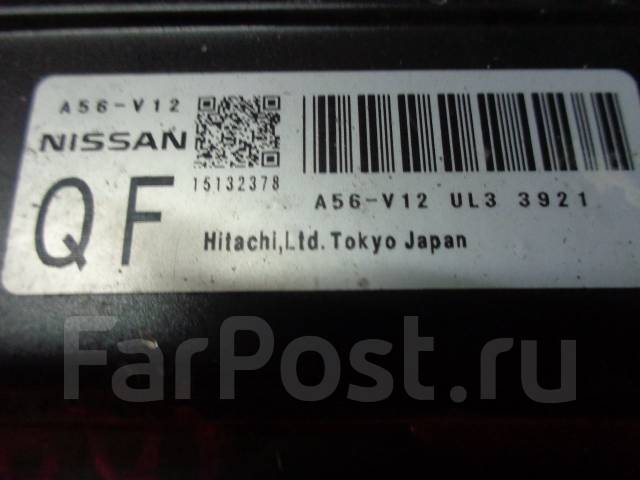 Блок управления двс. Nissan Presage, VNU30 Двигатели: YD25DDT, YD25DDTI