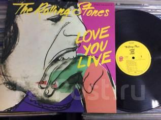 Роллинг Стоунз / Rolling Stones - LOVE YOU LIVE - JP 2LP 1977
