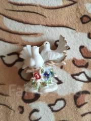 Фарфоровые голуби