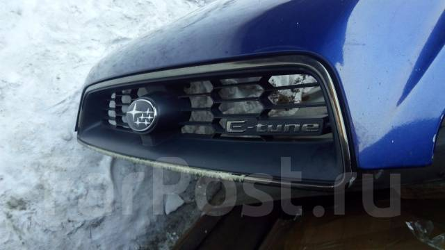 Решетка радиатора. Subaru Legacy, BHC, BES, BH5, BHE, BE5, BEE, BH9, BE9