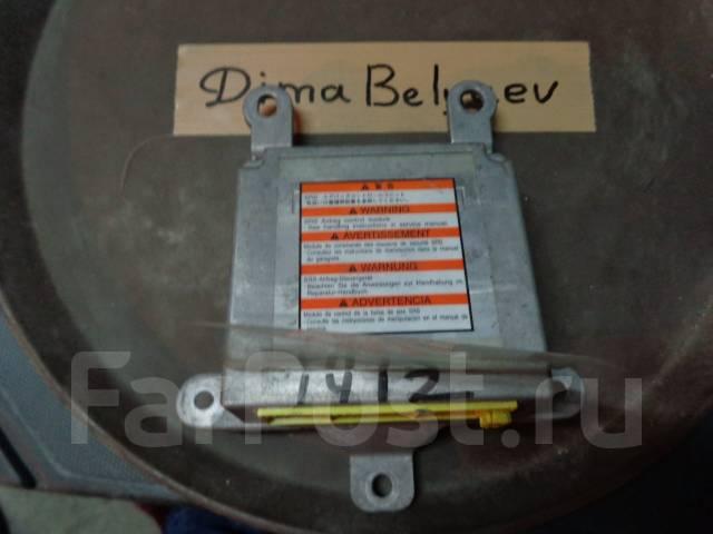 Блок управления airbag. Subaru Legacy, BLE, BP5, BL5, BP9, BPE Двигатели: EJ20X, EJ20Y, EJ253, EJ203, EJ204, EJ30D, EJ20C
