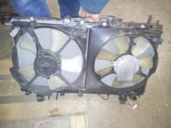 Радиатор охлаждения двигателя. Toyota Corona, ST210, ST215 Toyota Carina, ST215 Toyota Caldina, ST215, ST210, ST191 Двигатель 3SFE