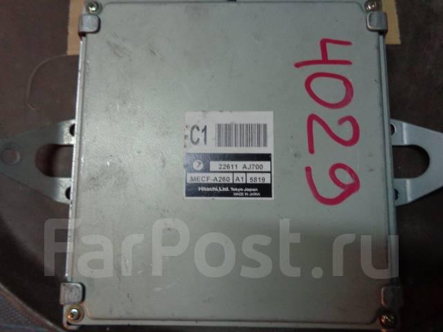 Блок управления двс. Subaru Impreza, GG2, GG3, GD2, GD3 Двигатели: EJ152, EJ15