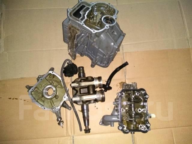 Honda. 15,00л.с., 4-тактный, бензиновый, нога L (508 мм), Год: 2003 год