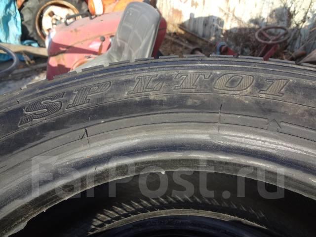 Dunlop. Зимние, без шипов, 2002 год, износ: 10%, 4 шт
