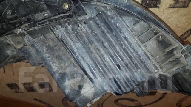 Фара. Nissan Tiida, C11 Двигатель HR15DE