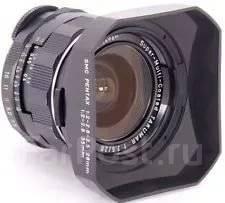 Super Takumar 1:3.5/28mm как новый М42 крышки тубус маленький (Japan). Для Зенит, диаметр фильтра 49 мм