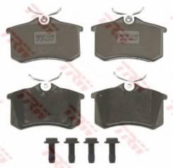 Колодки задние AUDI A4 (B6-B7), A6 (C5), VW PASSAT (3A2, 35I) GDB823