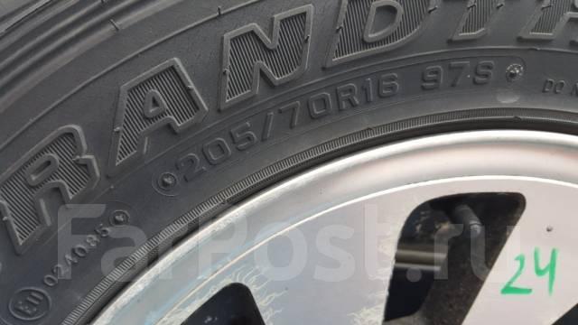 Dunlop Grandtrek AT2. Всесезонные, износ: 30%, 4 шт