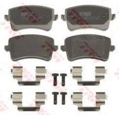 Колодки задние AUDI A4 (B8). A5 (8T_), Q5 (8R) GDB1765