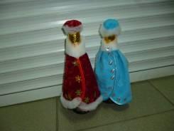 Подарочные костюмы для бутылок