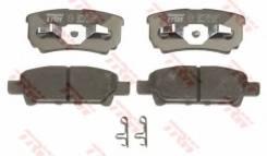 Колодки задние MITSUBISHI LANCER (CS, CY) GDB3341