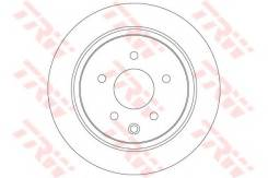 Диск тормозной задний NISSAN JUKE, QASHQAI, TEANA I-II (292мм) DF7369