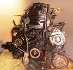 Двигатель с КПП, Nissan CD20