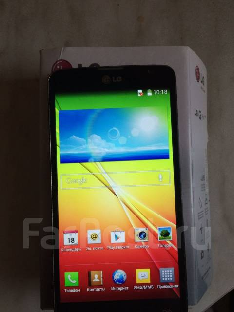 LG G Pro Lite Dual D686. Б/у