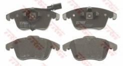 Колодки передние AUDI A4 (B8), A5 (8T_, 8F_) GDB1814