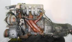 Двигатель с КПП, Nissan LD20 - 120878 3AT FR