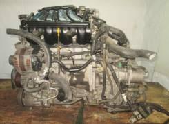 Двигатель с КПП, Nissan MR20