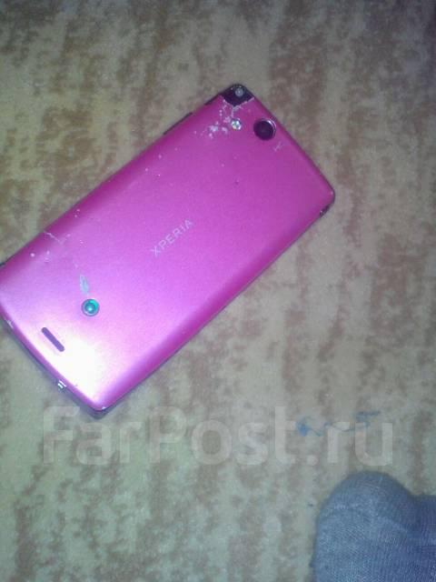 Sony Ericsson Xperia. Б/у