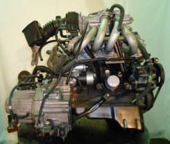 Двигатель с КПП, Nissan QG15-DE MT FF алюминиевый коллектор