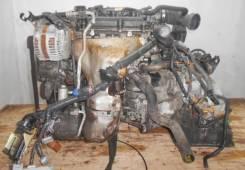 Двигатель с КПП, Nissan QR20-DE