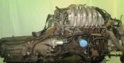 Двигатель с КПП, Nissan RB20