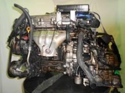 Двигатель с КПП, Nissan SR20-DE