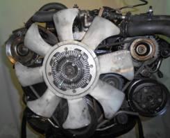 Двигатель с КПП, Nissan TD27