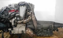Двигатель с КПП, Nissan VG20-DET