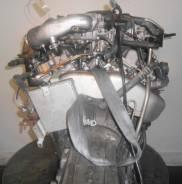 Двигатель с КПП, Nissan VQ25-DE -