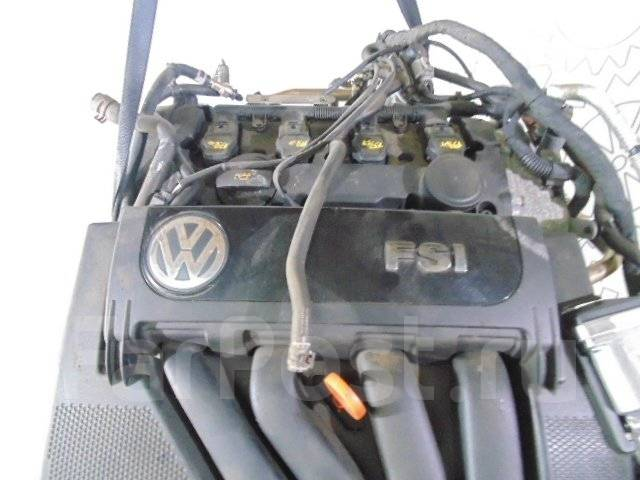 Двигатель в сборе. Volkswagen Passat Двигатели: BLR, BVX, BVY. Под заказ