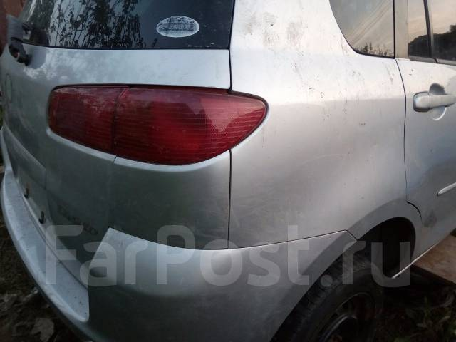 Mazda Demio. автомат, передний, 1.3 (105 л.с.), бензин, 80 000 тыс. км, б/п, нет птс