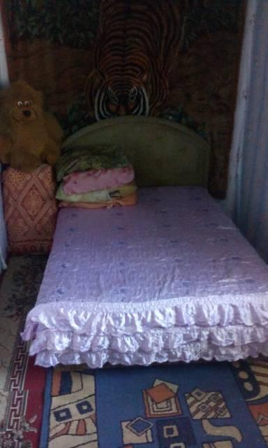 2-комнатная, блюхера. слобода, частное лицо, 34 кв.м. Вторая фотография комнаты