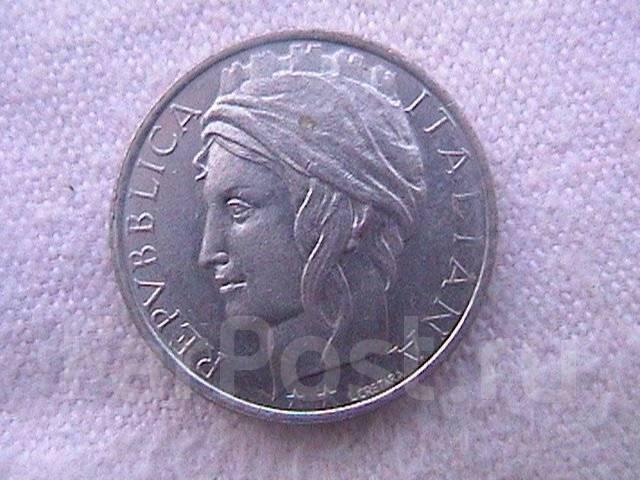 Италия , набор 4-е монеты.
