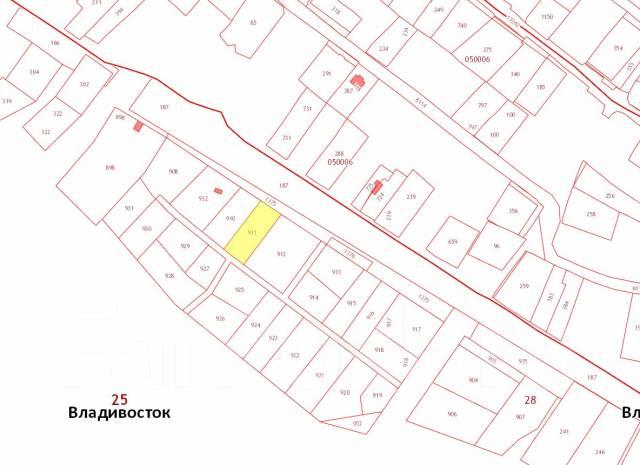 Продам земельный участок в п. Трудовое, ул. Суворовская, аренда 49 лет. 1 000 кв.м., аренда, от частного лица (собственник). Схема участка